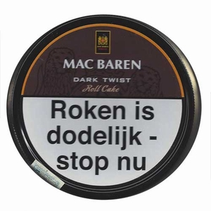 Mac Baren Dark Twist
