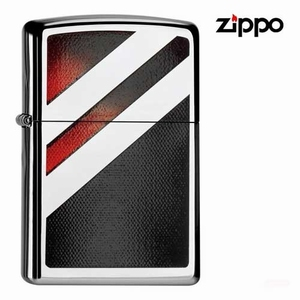 Zippo pijp aansteker Metal Abstract