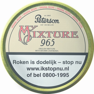 Peterson My Mixture 965
