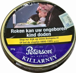 Peterson Sweet killarney  Blik 50 gram