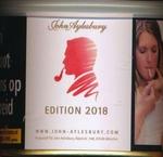John Aylesbury limited edition 2014  Blik 100 gram
