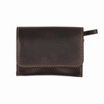 Tobacco pouch Roll Up Brown Leather