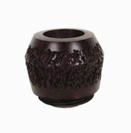 Falcon bowl Dublin Smooth Merschaum Lined