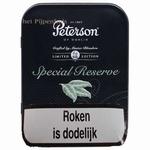 Peterson 2014 special reserve  Blik 100 gram