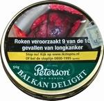 Peterson Balkan Delight   Blik 50 gram